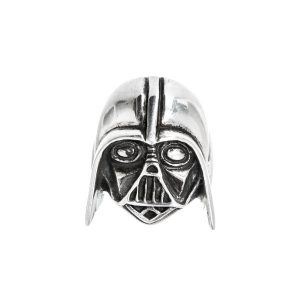 Darth Vader anillo de plata