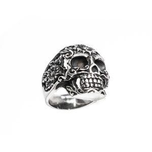 katrina anillo en plata