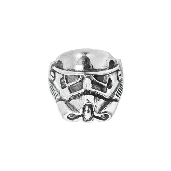 stormtrooper anillo de plata