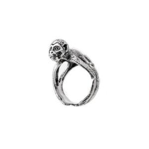 Mico anillo de plata